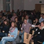 Zuhörer Lesung Rechtenbach