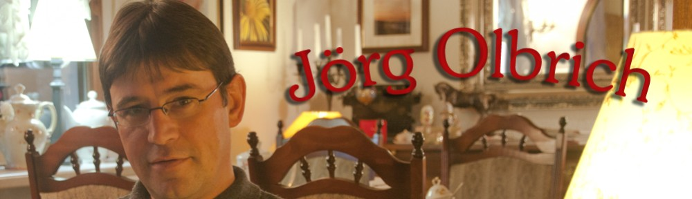 Autorenseite von Jörg Olbrich